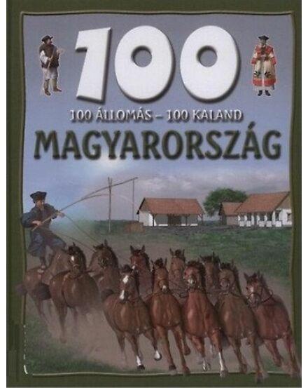 Cartographia  - 100 állomás - 100 kaland / Magyarország