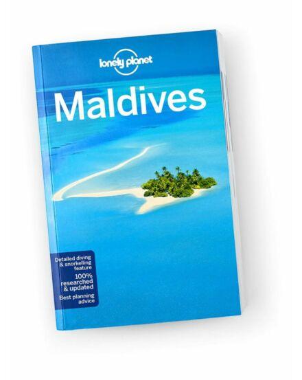 Cartographia  - Maldív-szigetek útikönyv (angol) Lonely Planet