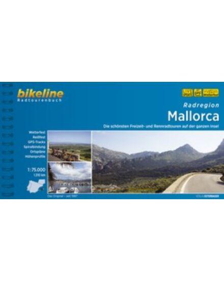 Cartographia  - Mallorca kerékpáros kalauz