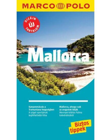 Cartographia  - Mallorca útikönyv Marco Polo