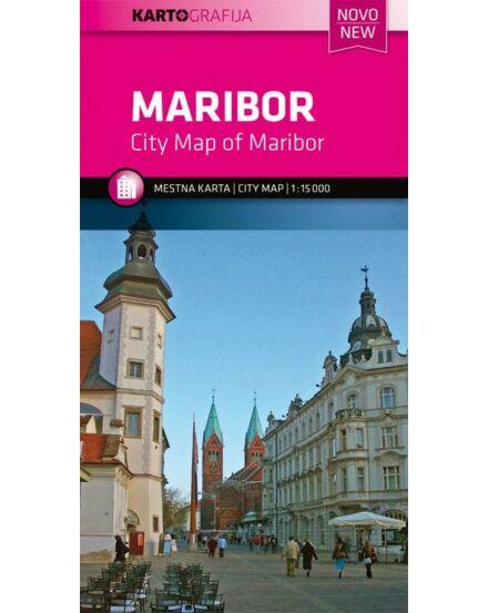 Cartographia  - Maribor várostérkép