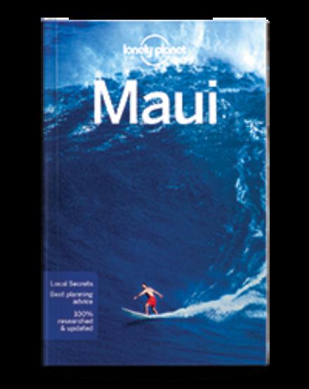 Cartographia  - Maui útikönyv (angol)