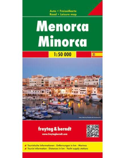 Cartographia  - Menorca térkép