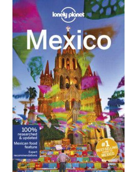 Cartographia  - Mexikó útikönyv Lonely Planet