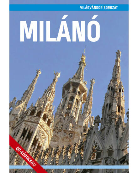 Cartographia  - Milánó  útikönyv