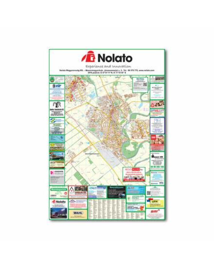 Cartographia  - Mosonmagyaróvár várostérkép