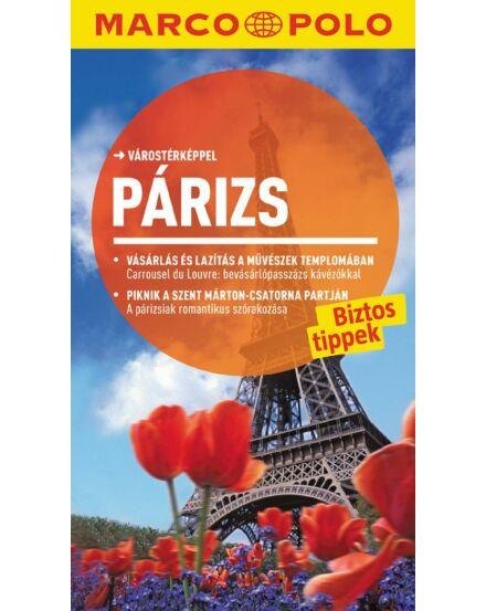 Cartographia  - Párizs útikönyv - Marco Polo