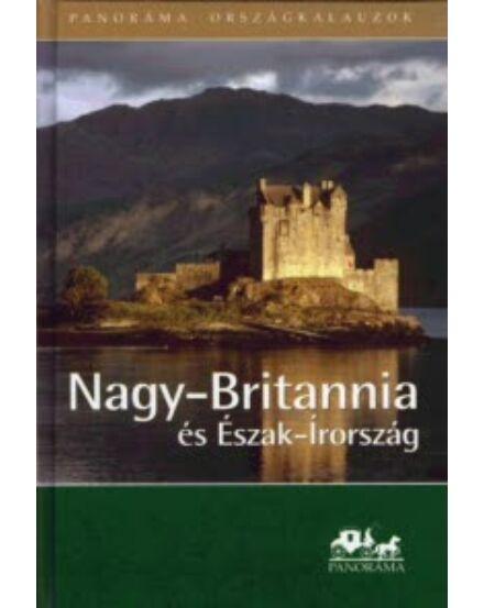 Cartographia  - Nagy-Britannia és Észak-Írország útikönyv