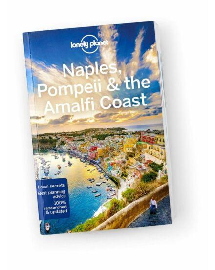 Cartographia  - Nápoly és Amalfi-part útikönyv (angol) Lonely Planet