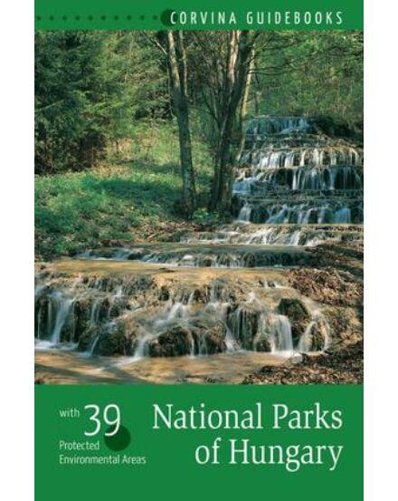 Cartographia  - Nemzeti parkok Magyarországon könyv angol