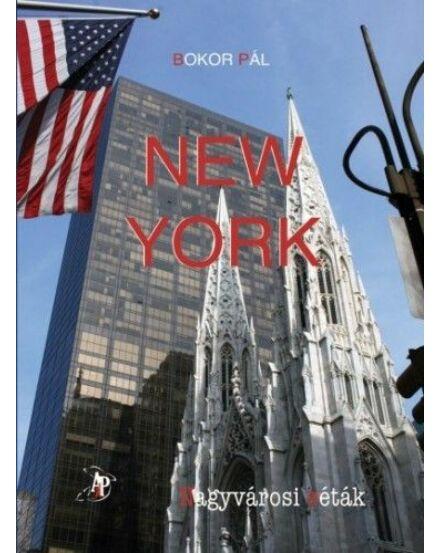 Cartographia  - New York - Nagyvárosi séták
