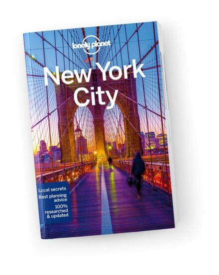 Cartographia  - New York útikönyv (angol)