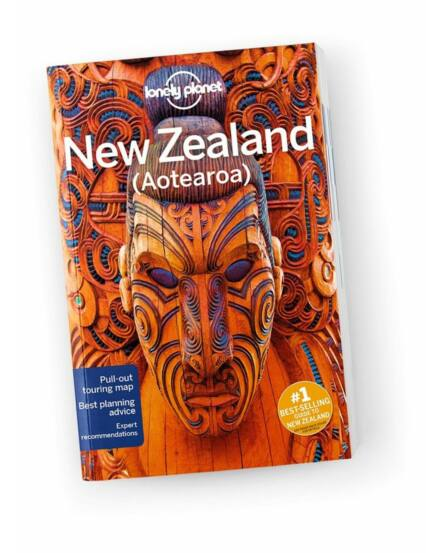 Cartographia  - Új-Zéland útikönyv (angol)