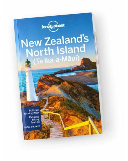 Cartographia  - Új-Zéland - Északi-szigetek útikönyv (angol)