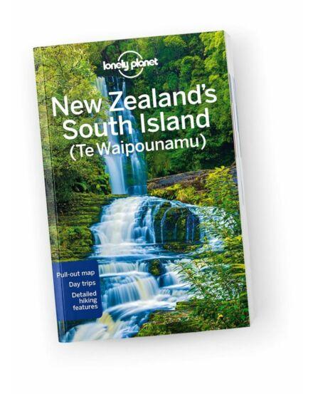 Cartographia  - Új-Zéland - Déli szigetek útikönyv