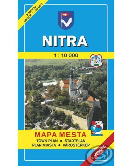 Cartographia  - Nyitra várostérkép