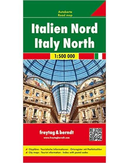 Cartographia  - Olaszország-Észak térkép