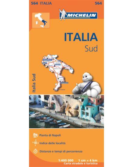 Cartographia  - Olaszország térkép