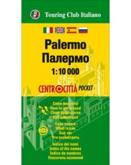 Cartographia  - Palermo zsebtérkép