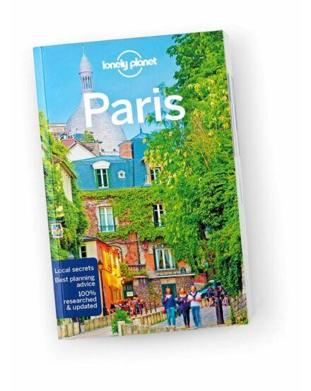 Cartographia  - Párizs útikönyv (angol) Lonely Planet