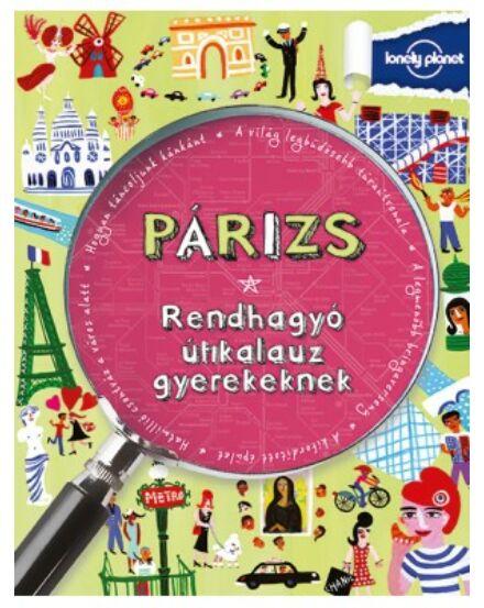Cartographia  - Párizs - Rendhagyó útikalauz gyerekeknek