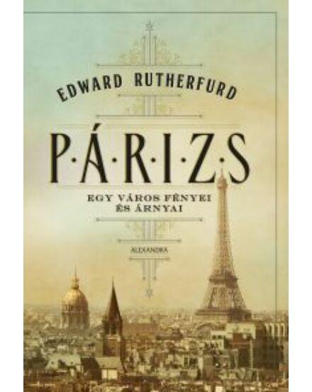 Cartographia  - Párizs - Egy város fényei és árnyai
