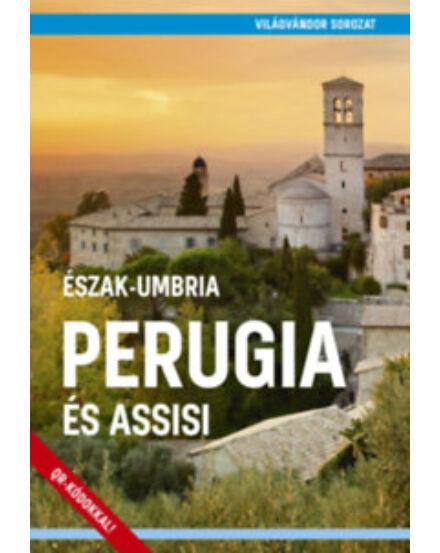 Cartographia  - Perugia és Assisi útikönyv