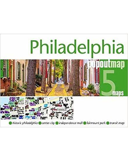 Cartographia  - Philadelphia várostérkép