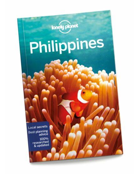 Cartographia  - Fülöp-szigetek útikönyv Lonely Planet