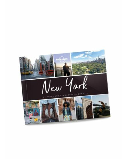 Cartographia  - New York fotóalbum (angol) Lonely Planet