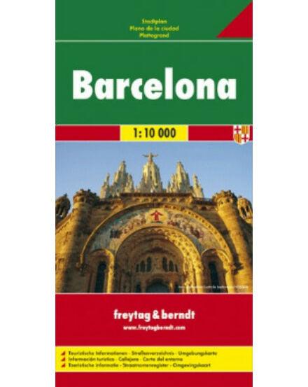 Cartographia  - Barcelona várostérkép