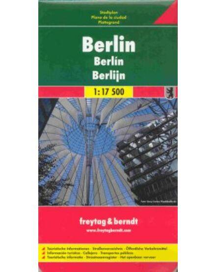 Cartographia  - Berlin várostérkép