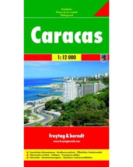 Cartographia  - Caracas várostérkép