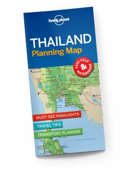 Thaifold Utvonaltervezo Terkep