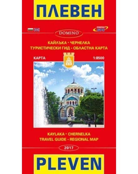 Cartographia  - Pleven várostérkép