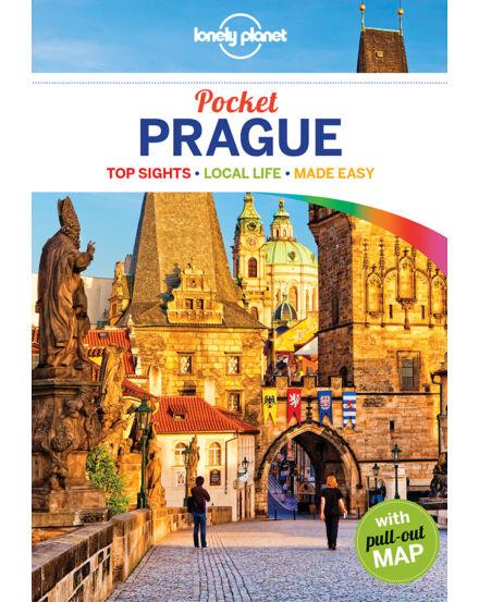 Cartographia  - Prága Pocket útikönyv Lonely Planet