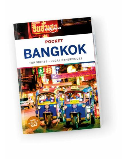 Cartographia  - Bangkok Pocket útikönyv Lonely Planet