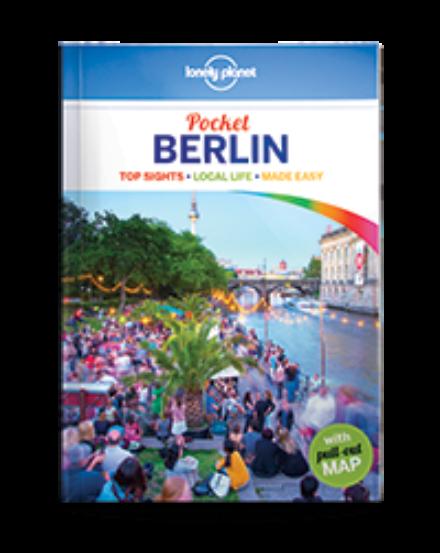 Cartographia  - Berlin Pocket útikönyv Lonely Planet