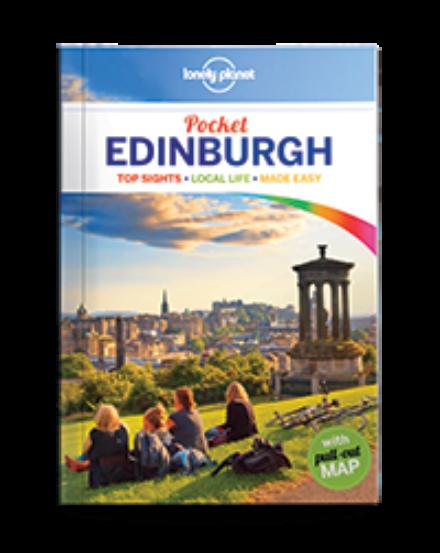 Cartographia  - Edinburgh Pocket (angol) Lonely Planet