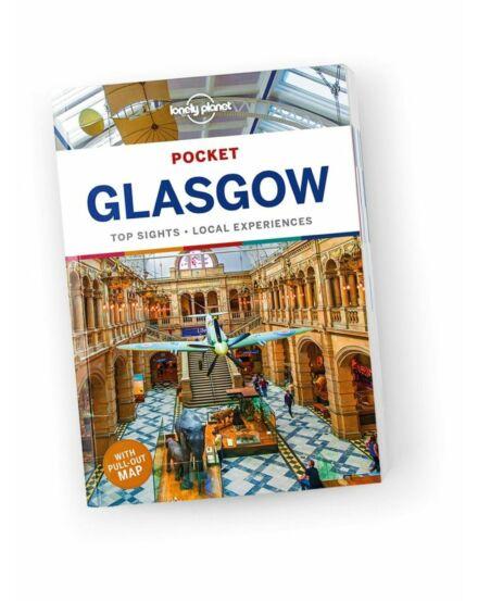 Cartographia  - Glasgow Pocket útikönyv (angol) Lonely Planet