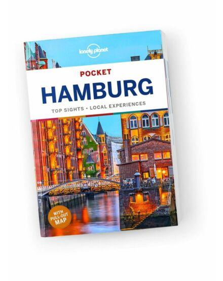 Cartographia  - Hamburg Pocket útikönyv Lonely Planet angol