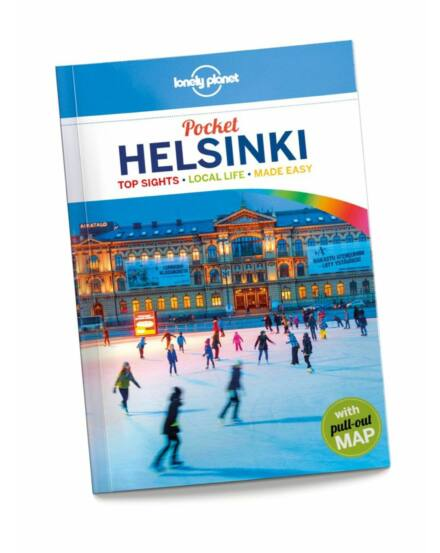 Cartographia  - Helsinki Pocket útikönyv Lonely Planet