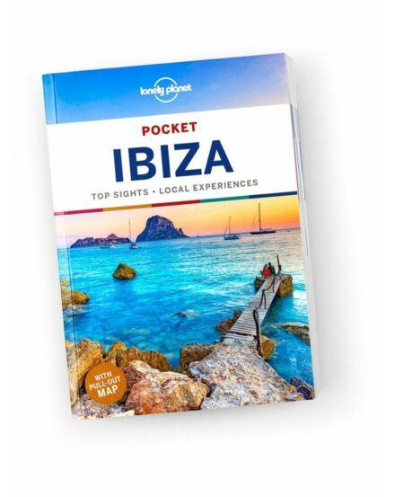 Cartographia  - Ibiza Pocket útikönyv (angol) Lonely Planet