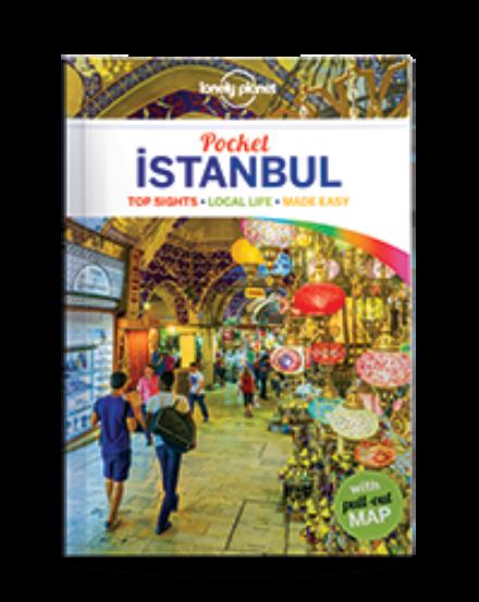 Cartographia  - Isztambul útikönyv Lonely Planet