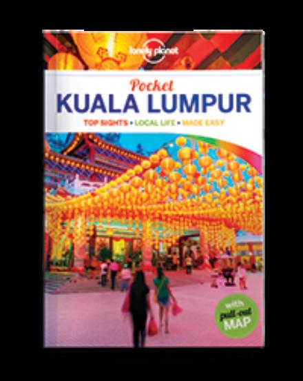 Cartographia  - Kuala Lumpur Pocket útikönyv