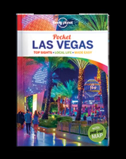 Cartographia  - Las Vegas Pocket útikönyv (angol)