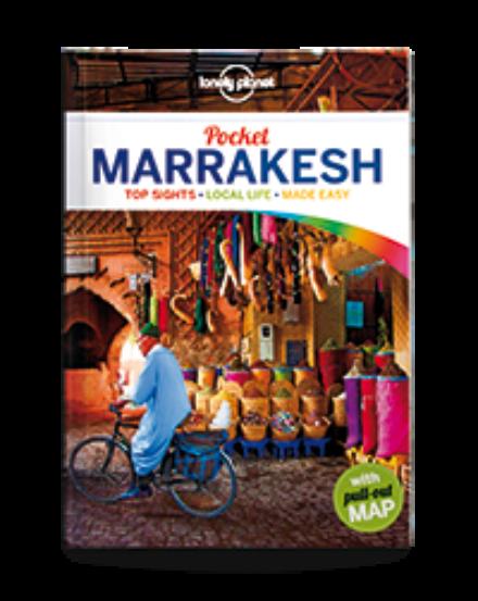 Cartographia  - Marrakesh útikönyv