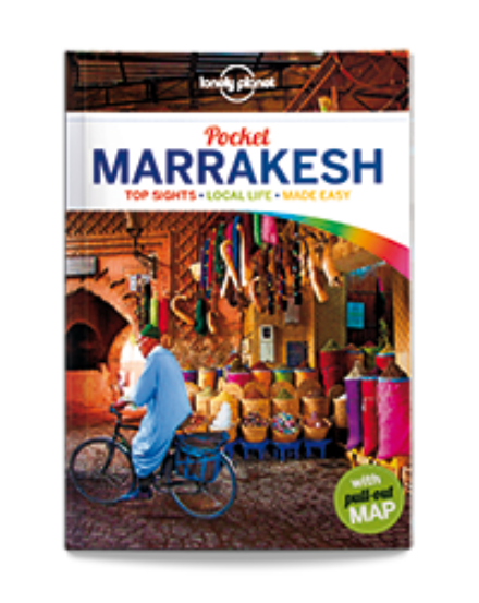 Cartographia  - Marrakesh útikönyv Lonely Planet
