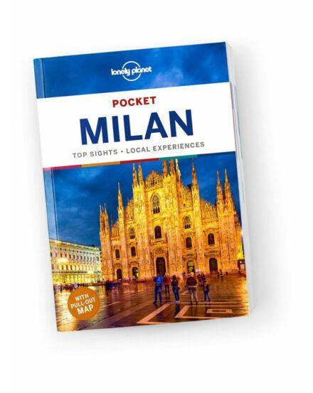 Cartographia  - Pocket Milan Lonely Planet