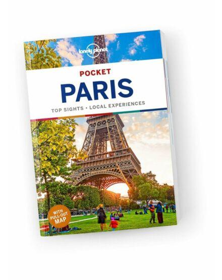 Cartographia  - Párizs Pocket útikönyv